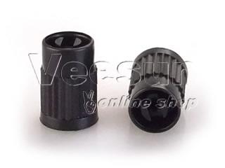Screwdriver Type Tire Valve Cap [Plastic]