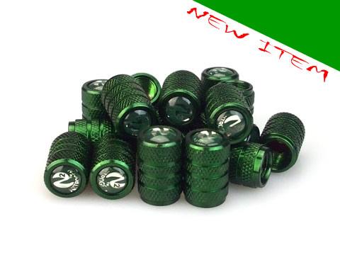 Nitrogen Tire Valve Caps [bag of 100]