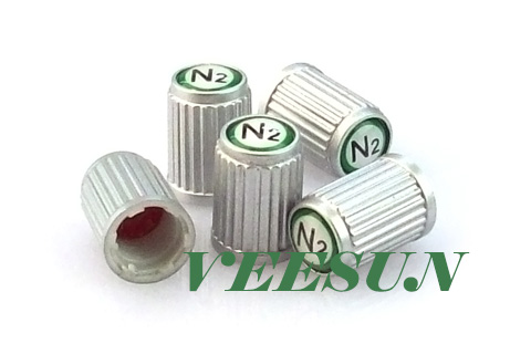 N2 Valve Stem Caps [bag of 500]