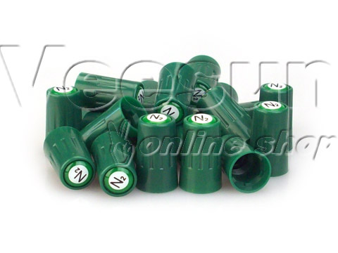 GM TPMS Valve Stem Caps [bag of 100]