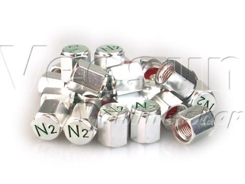 N2 Tire Valve Caps [bag of 150]