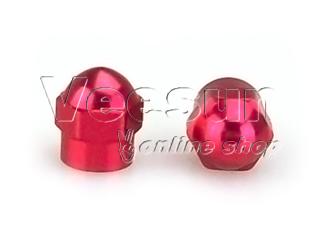 Dome Hex Valve Stem Caps [bag of 150]